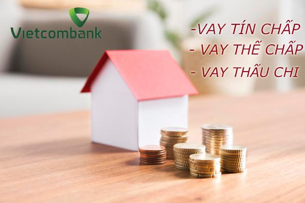 Hướng dẫn vay tiền Vietcombank 5/2021