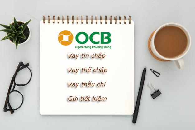 Hướng dẫn vay tiền OCB 2021