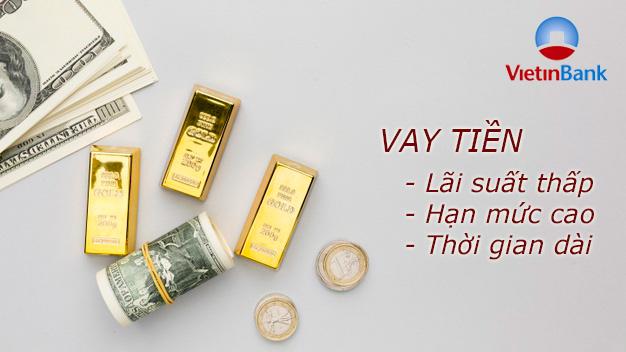 Hướng dẫn vay tiền VietinBank có ngay